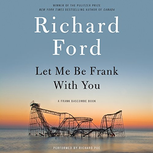 Let Me Be Frank with You audiobook cover art