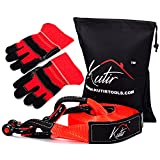 """Best Tow Straps - Kutir Recovery Tow Strap Kit 3"""" x 30 Review"""