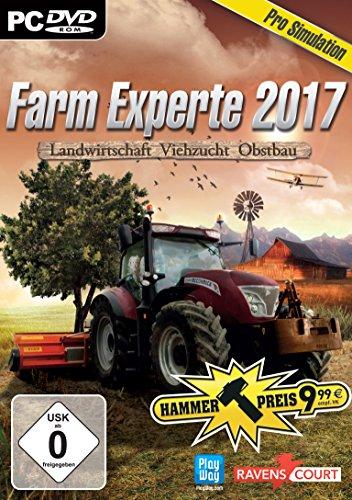 Farm-Experte 2017: Landwirtschaft - Viehzucht - Obstbau (PC) (Hammerpreis)