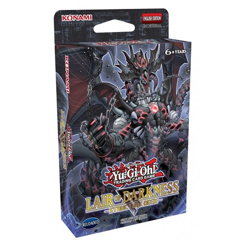 Yu-Gi-Oh! KONLOD Lair of Darkness Structure Juego de mazos