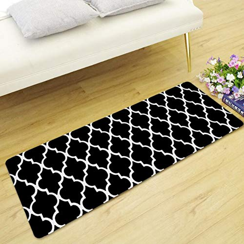 tapijt zwart wit ikea