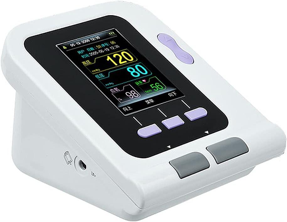 Oxímetro de Pulso Oxímetro de Dedo Profesional, Monitor de Nivel de Oxígeno Portátil por Bluetooth, Medición del Nivel Sp-02 y de la Frecuencia Cardíaca