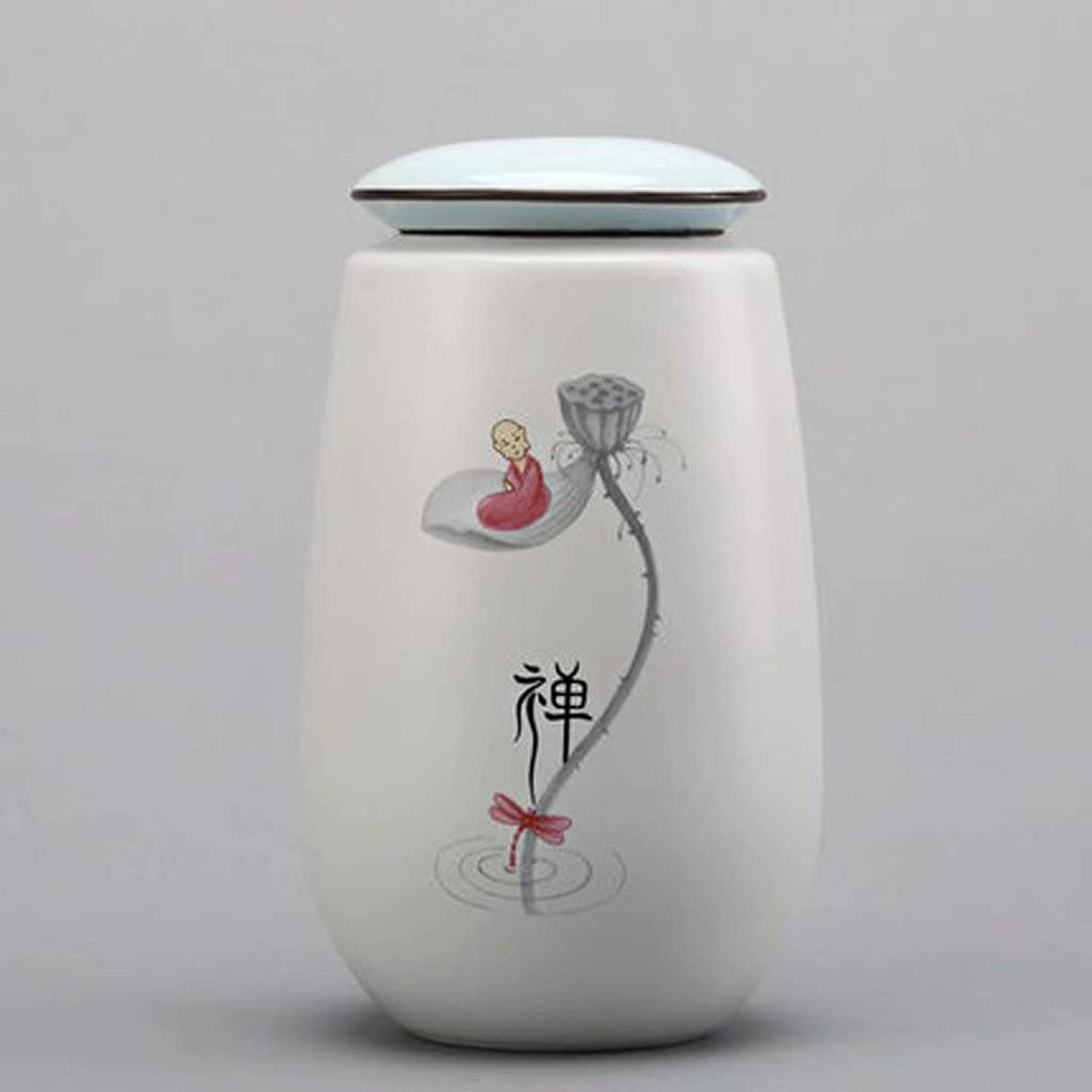 Funeral Urn Small Urns Ashes Keepsake Mini Cremation Urns Ashes Adult  Display Burial Urn at Home Office9.5  15.5cm