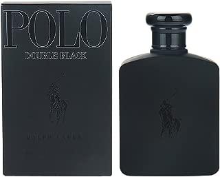 Polo Double Black By RALPH LAUREN FOR MEN 4.2 oz Eau De Toilette Spray