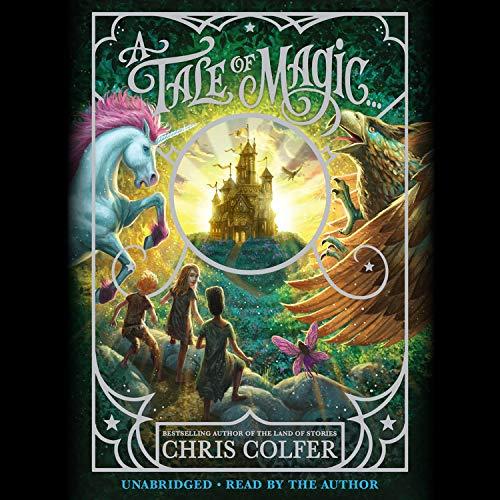 『A Tale of Magic...』のカバーアート