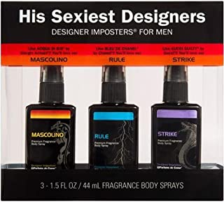 Best designer imposters mascolino cologne Reviews