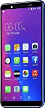 Ciglow Unlocked Cell Phones,G411 5.5In Ultra-Thin Full Screen-Dual Sim Support 2G GSM&3G Wcdma 3GB RAM+32GB ROM Face &Finger Id -with 2050Mah Lithium-Ion- Dual Camera-Android 6.0 System (Purple)