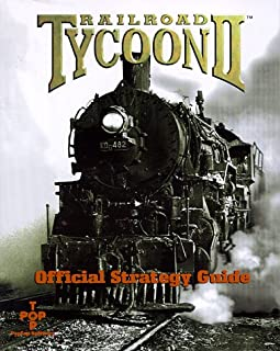 Railroad Tycoon II Official Strategy Guide