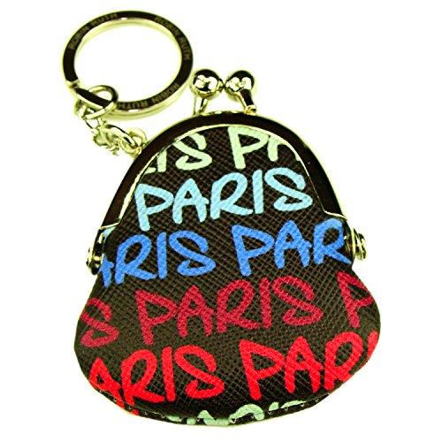 Porte-Clés Paris 'Porte Monnaie' Robin Ruth