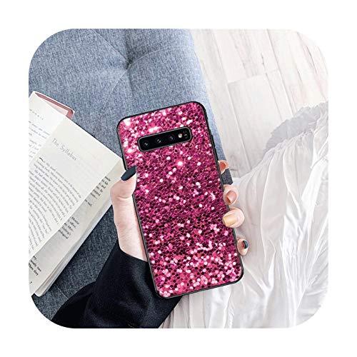 Brilliant Exquisite Handyhülle für Samsung S6 S6 Edge S7 S7 Edge S8 Plus S9 Plus S10E S10 Lite S10 Plus Cover Case Soft TPU Back-B13-für Samsung S10