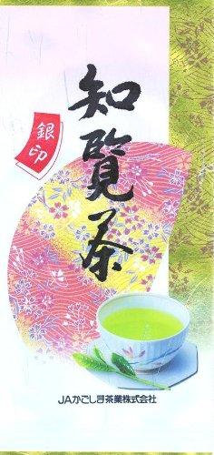 JAかごしま茶業 「知覧茶 銀印」100g