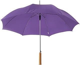 """eBuyGB Large Wedding / Photographer Parasol Folding Umbrella, 41.5"""" (Purple)"""