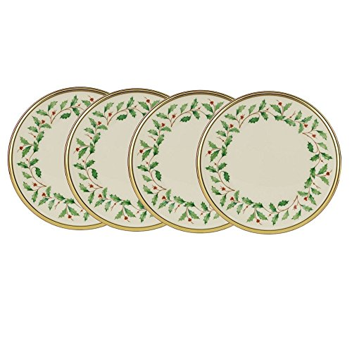 Lenox Holiday 6' Bread and Butter Plate [Set of 4]