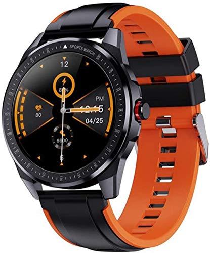 Reloj inteligente 1.3 pulgadas Ip68 impermeable bluetooth pulsera larga espera deportes reloj-C