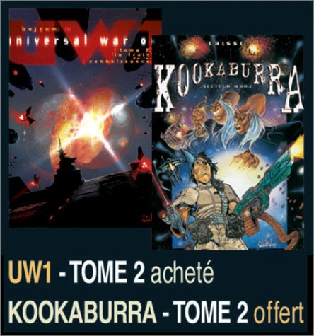 UNIVERSAL WAR T02+GRATUIT KOOKABURRA T02