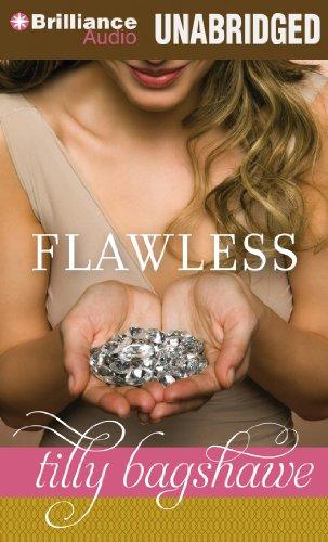 Flawless [Audio CD] Bagshawe, Tilly and Larkin, Alison