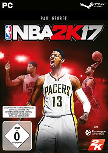 NBA 2K17 (Code in der Box) - [PC]