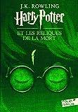 Harry Potter, VII:Harry Potter et les Reliques de la Mort - Folio Junior - 12/10/2017