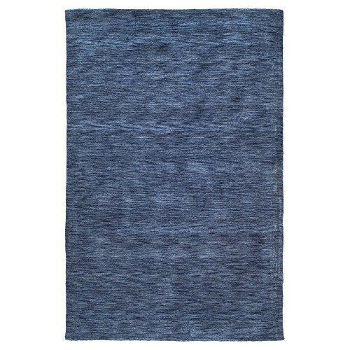 Kaleen Rugs Renaissance Collection 4500-17 Blue Handmade 3' X 5' Rug