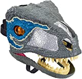 JURASSIC WORLD CHOMP 'N ROAR MASK Velociraptor 'Blue'