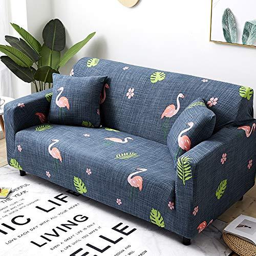 `Star Empty Fundas Sofa Elasticas, Cubierta elástica sofá Tramo Fractal for sofá de la Cubierta habitación Cubierta sillón en Forma de L 1/2/3/4 Asiento (Color : 29, Specification : 3Set 190 230cm)