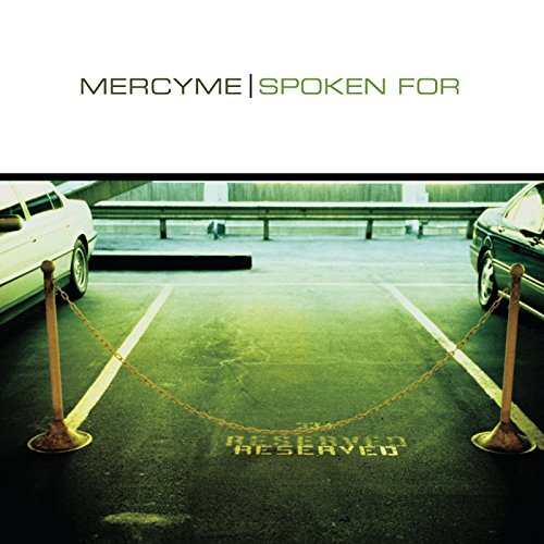 Spoken For Album Cover