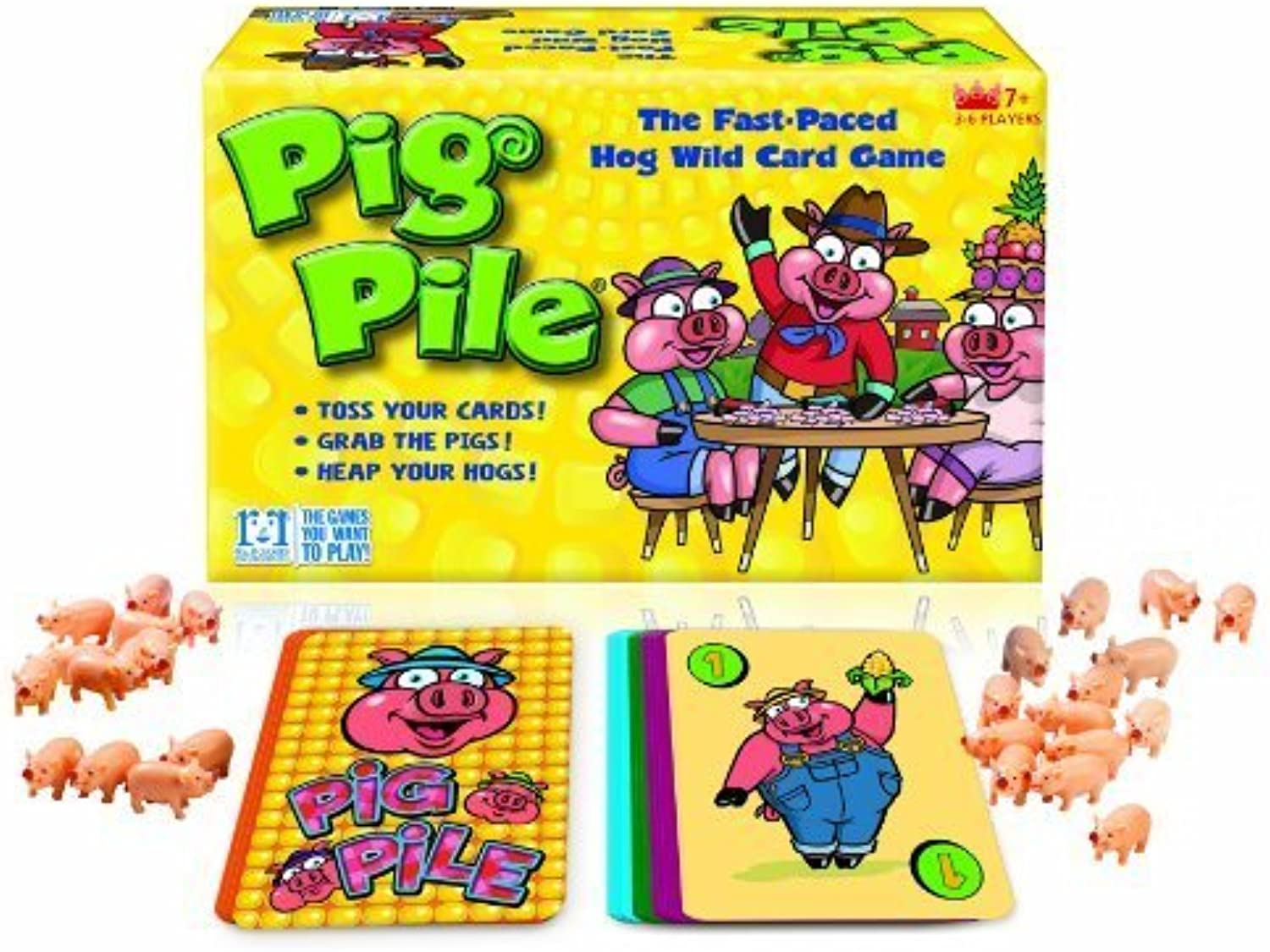 Pig Pile by R & R Games [Toy] [Toy] [Toy] 311251
