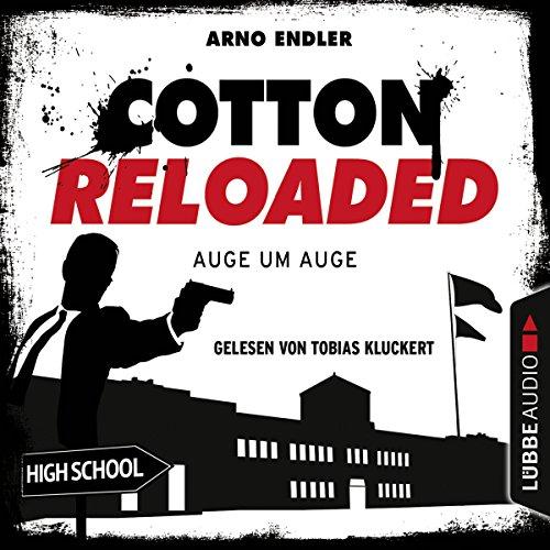 Auge um Auge (Cotton Reloaded 34) Titelbild