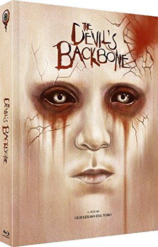 The Devil's Backbone - 3-Disc Limited Collector's Edition Nr. 15 (Blu-ray + DVD + Bonus-DVD) - Limitiertes Mediabook auf 777 Stück, Cover B [Alemania] [Blu-ray]