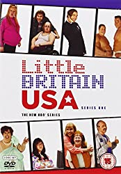 Little Britain USA on DVD