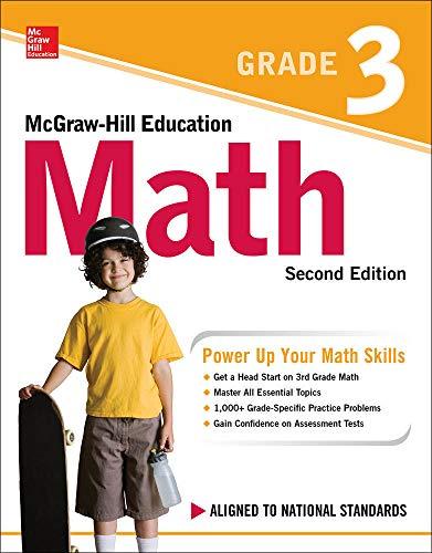 McGraw-Hill Education Math Grade 3
