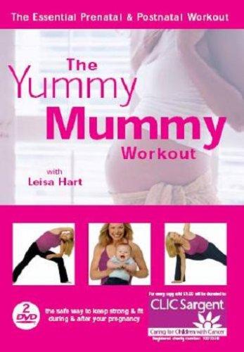 The Yummy Mummy Workout [DVD] [UK Import]