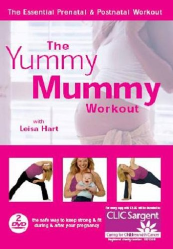 The Yummy Mummy Workout [DVD] [UK Import]
