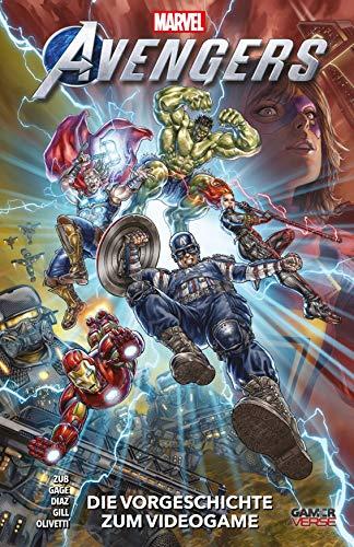 Marvel's Avengers: Die Vorgeschichte zum Videogame: Comic zum Videogame