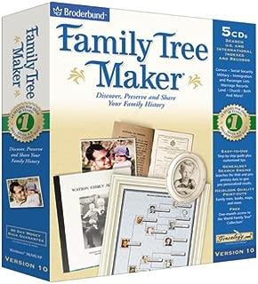 Family Tree Maker 10