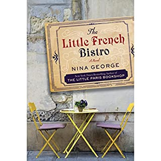 The Little French Bistro cover art