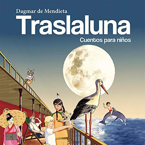 Traslaluna audiobook cover art