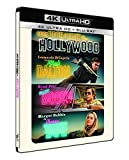 C'Era Una Volta... A Hollywood - Steelbook 4K Ultra Hd (2 Blu Ray)