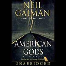 Best american gods audiobook cover Reviews