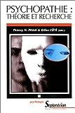 Psychopathie - Théorie et recherche