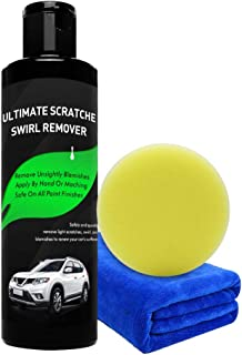ARISD Car Scratch Remover - Ultimate Car Scratch Remover Polish & Paint Restorer, Scratch Removal for Cars and Swirl Remover, Easily Repair Paint Scratches, Light Car Scratches and Water Spots