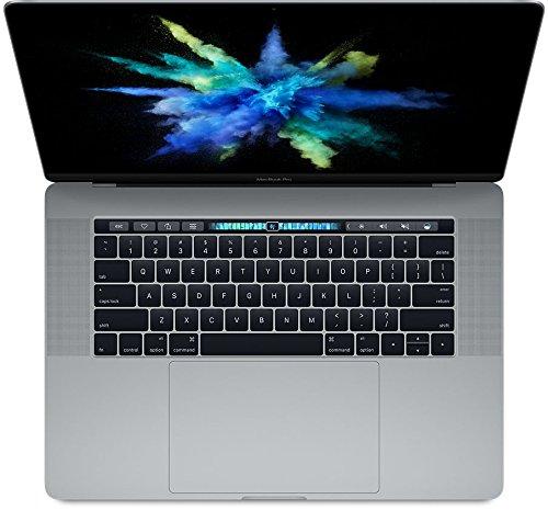 Apple MacBook Pro Retina 15'Touch bar/ a1707 / Intel Core i7 2.9 GHz 4core / RAM 16GB / 2TB ssd/Radeon Pro 4 GB/Keyboard qwerty US/ (Ricondizionato)