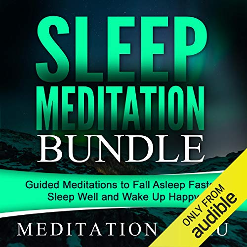 Sleep Meditation Bundle audiobook cover art
