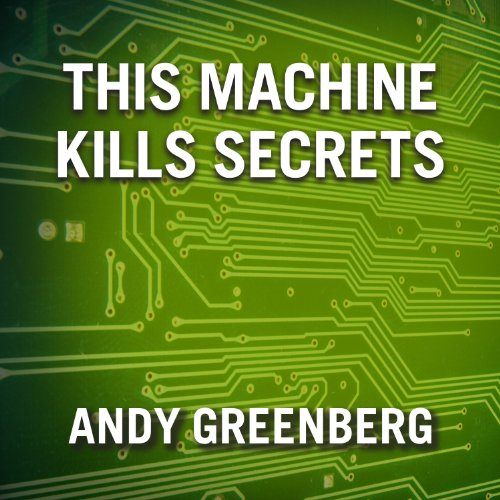 This Machine Kills Secrets audiobook cover art