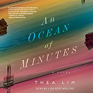An Ocean of Minutes audiobook cover art