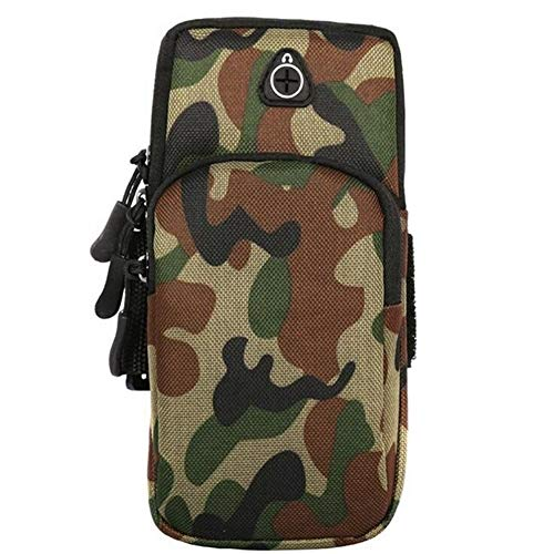 GZSC Brazalete Sport Gym Brazalete Funda Impermeable for teléfono for Xiaomi Redmi 4X Note 4 4a Mi5 Mi6 Mi7 Funda Running Hand Bag Arm Band Case (Color : M)