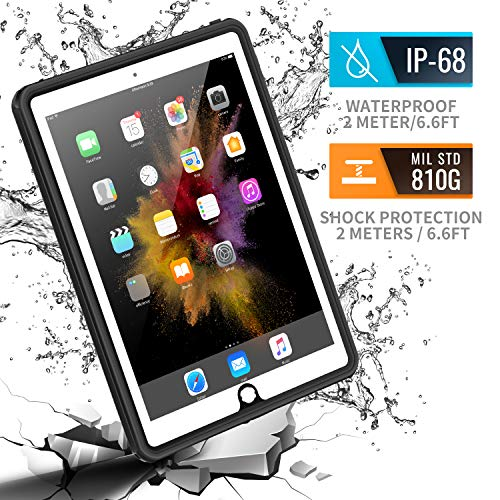Meritcase Full protection iPad case