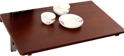 Amazon.com: MS Tables - Mesa de comedor plegable pequeña ...