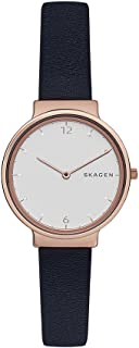 Skagen SKW2608 Ancher para Mujer, color Negro