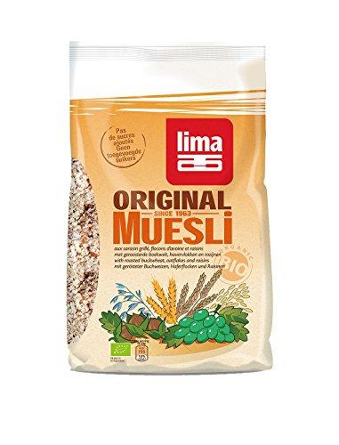 LIMA Muesli Original, 2er Pack (2 x 1 kg)